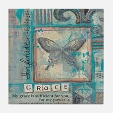 Infinite Grace Tile Coaster