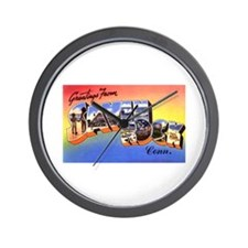 Savin Rock Connecticut Wall Clock