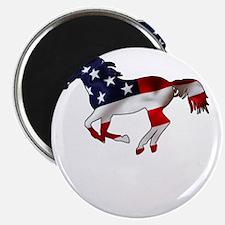 American Horse Magnet