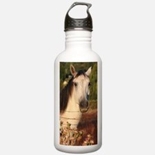 The White Stallion Water Bottle