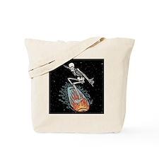 surf-skel-613-PLLO Tote Bag