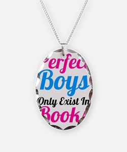 Perfect Boys Only Exist In Boo Necklace