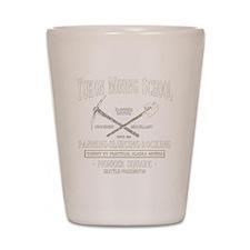 Yukon Mining School Shot Glass