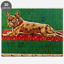 Frogdog Mira Slava Puzzle