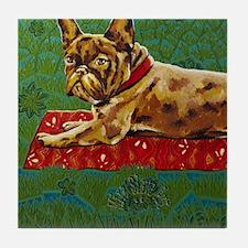 Bag Frogdog Mira Slava Tile Coaster