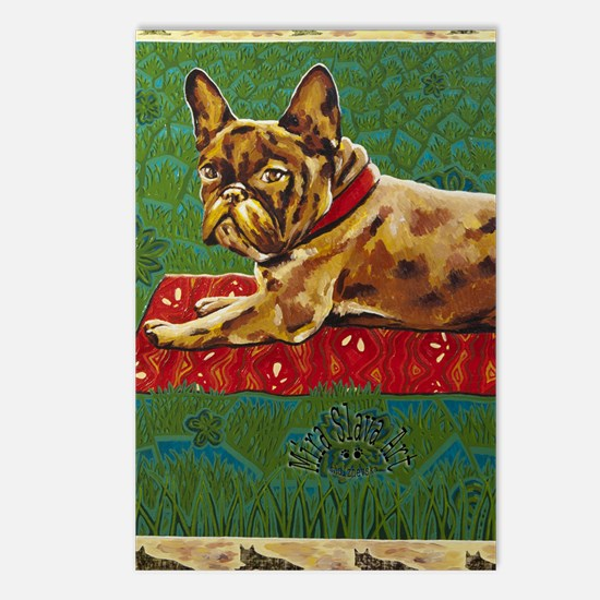 Bag Frogdog Mira Slava Postcards (Package of 8)