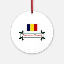 Romania Sarbatori... Keepsake Ornament