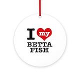 Betta fish Ornaments