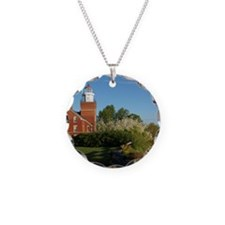 Big Bay Point Lighthouse Necklace