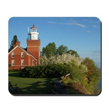 Big Bay Point Lighthouse Mousepad