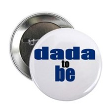 DADA TO BE (Blue) Button