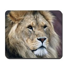Lion Large Print Mousepad