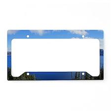 Crater Lake National Park License Plate Holder