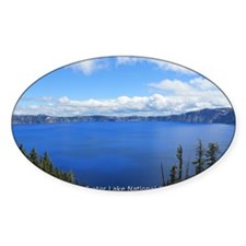 Crater Lake National Park Decal