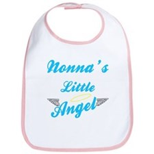 Nonna's Angel (Boy) Bib