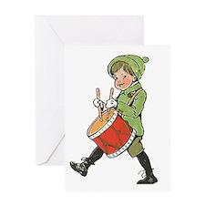 Little Drummer Boy Greeting Card