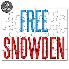 Free Snowden Puzzle
