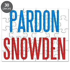 Pardon Snowden Puzzle