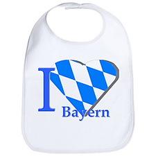I love Bayern Bib