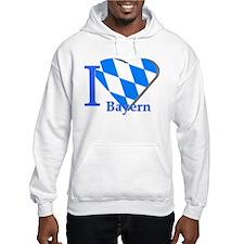 I love Bayern Hoodie