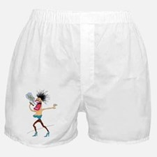 Diva Rocker Boxer Shorts