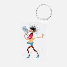 Diva Rocker Keychains