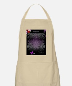 Life with Lupus Apron