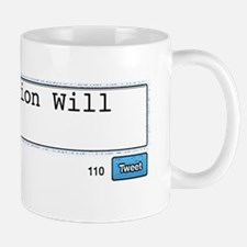 The Revolution Will Be Tweeted Mug