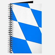 Bavarian flag (oktoberfest ) Journal