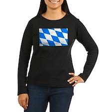 Bavarian flag (oktoberfest ) T-Shirt