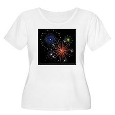 Vector firewo T-Shirt