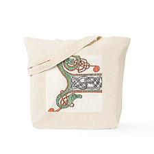 Celtic Artwork Detail Tote Bag