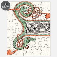 Celtic Artwork Detail Puzzle