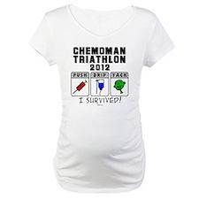 Chemoman Triathlon 2012 Shirt