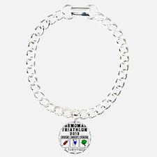 Chemoman Triathlon 2012 Bracelet