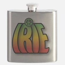 IRIE PEACE Flask