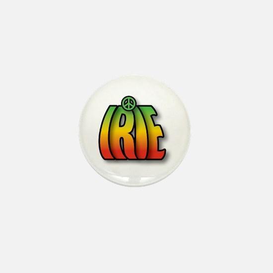 IRIE PEACE Mini Button