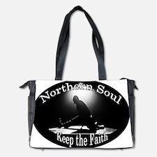 Northern Soul Diaper Bag