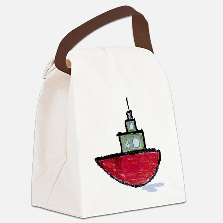 TUGBOATEE Canvas Lunch Bag