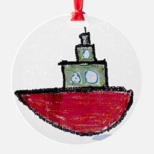 TUGBOATEE Ornament