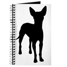 xoloitzcuintli dog Journal
