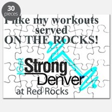 Workouts Served on the rocks Puzzle
