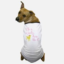 Preppy Puppy Dog T-Shirt