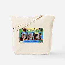 Copper Country Michigan Tote Bag