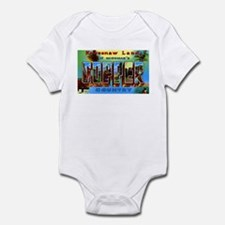 Copper Country Michigan Infant Bodysuit