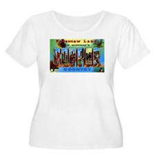 Copper Country Michigan T-Shirt