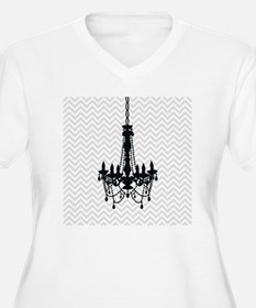 Chandelier chevro T-Shirt