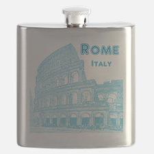 Rome_10x10_v1_Blue_Colosseum Flask