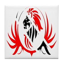 Iron Like Lion Trinidad Tile Coaster