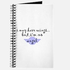 I'm no Angel Journal